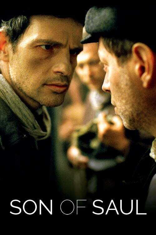 movie cover - Son Of Saul