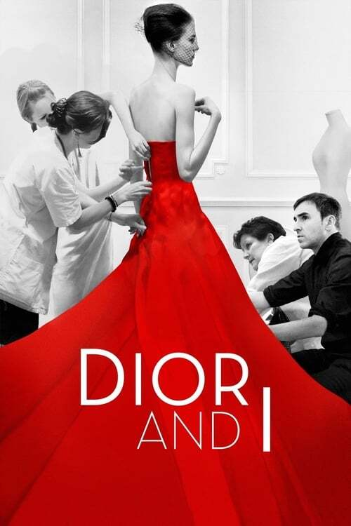 movie cover - Dior And I