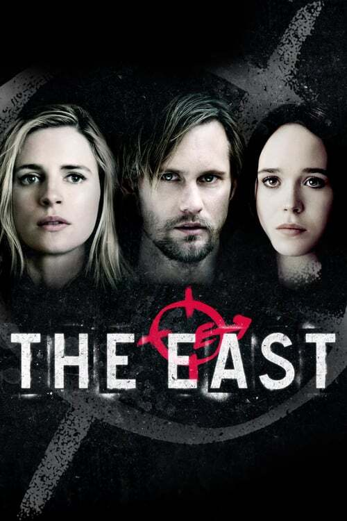 movie cover - The East