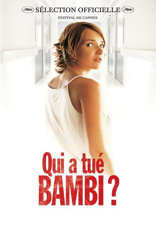 movie cover - Qui A Tué Bambi?