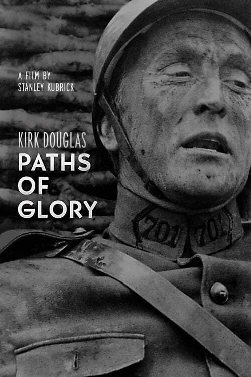 movie cover - Paths Of Glory
