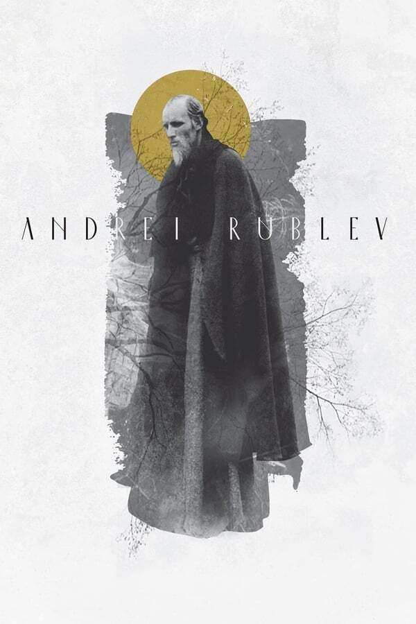 movie cover - Andrei Rublev