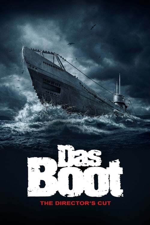 movie cover - Das Boot