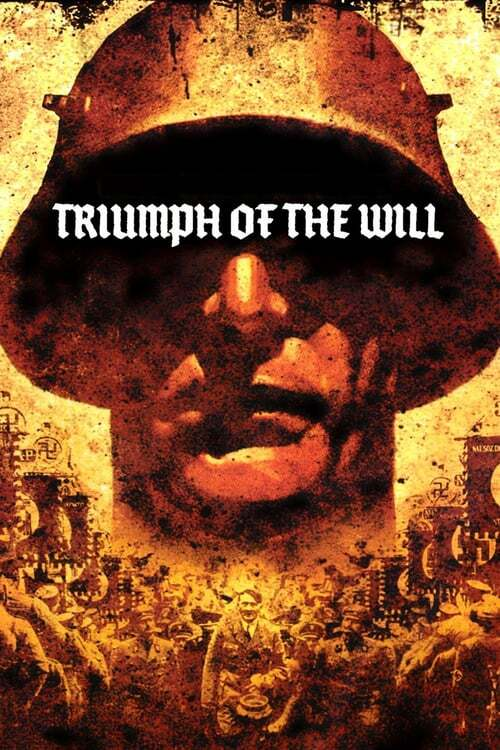 movie cover - Triumph Des Willens