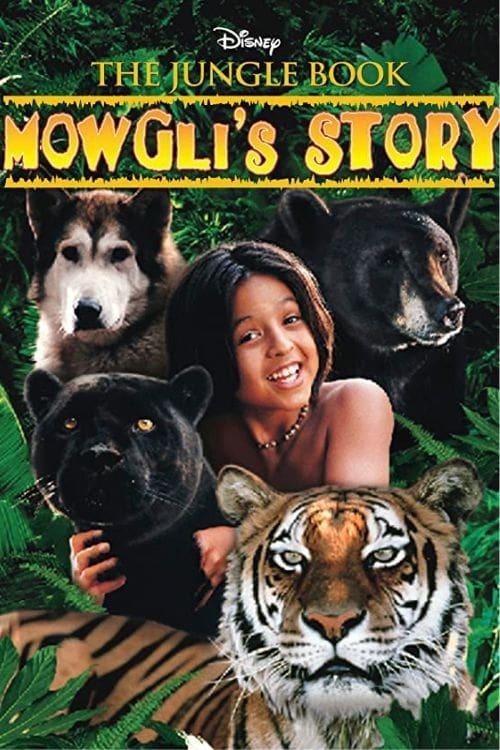 movie cover - The Jungle Book: Mowgli