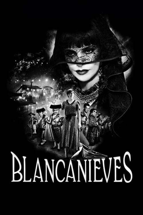 movie cover - Blancanieves