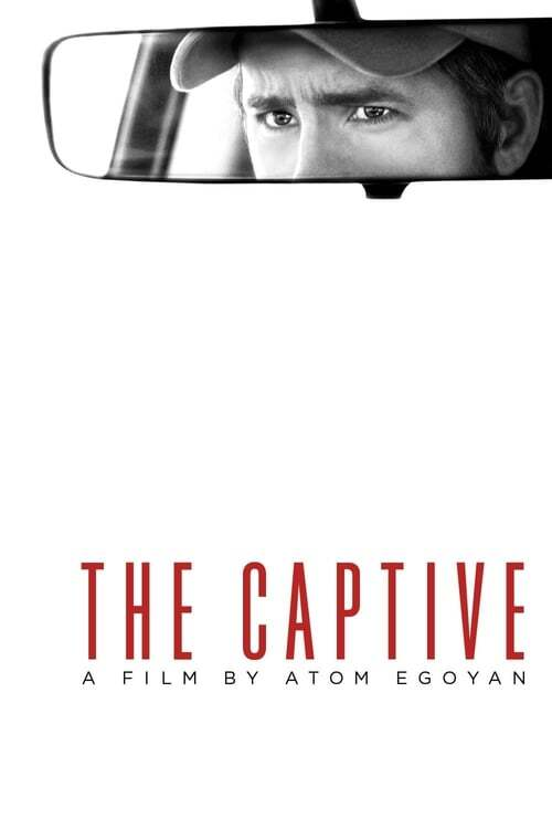 movie cover - The Captive