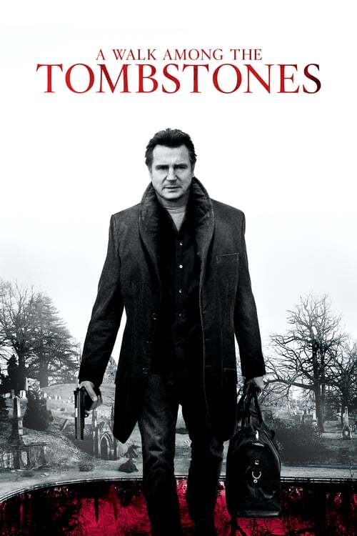 movie cover - A Walk Among The Tombstones