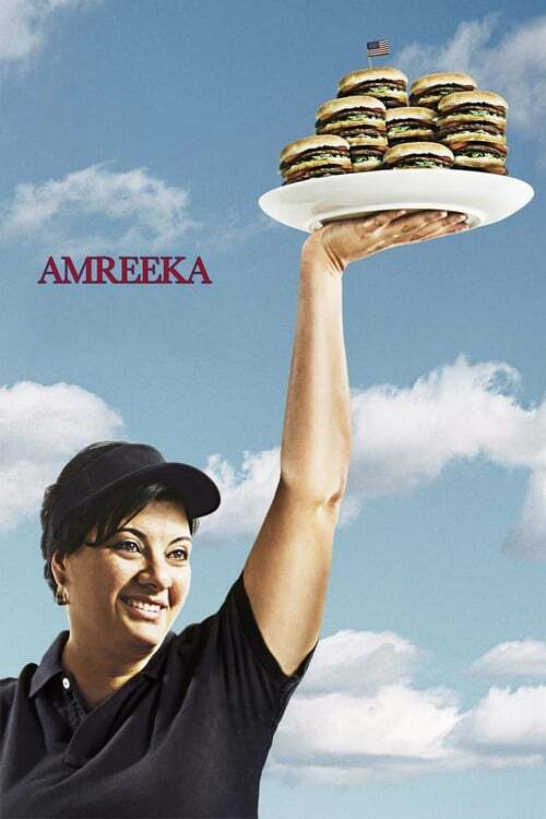 movie cover - Amerrika