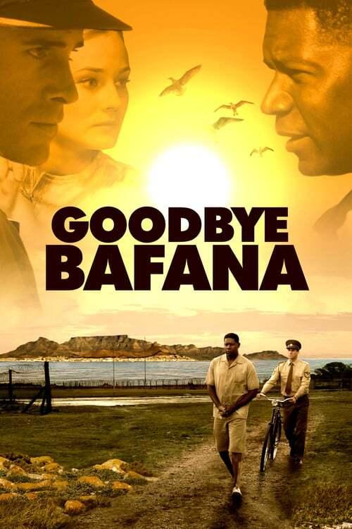 movie cover - Goodbye Bafana