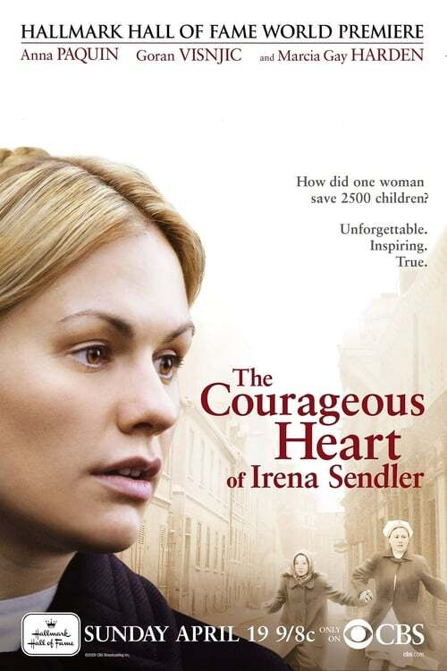 movie cover - A Courageous Heart