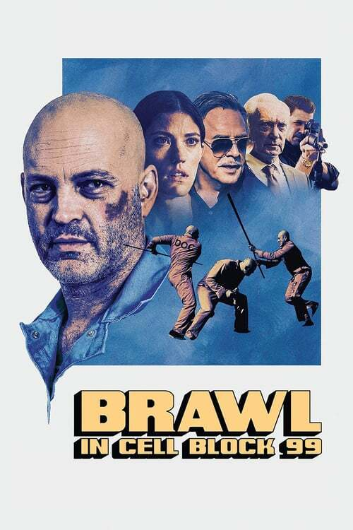 movie cover - Brawl In Cell Block 99