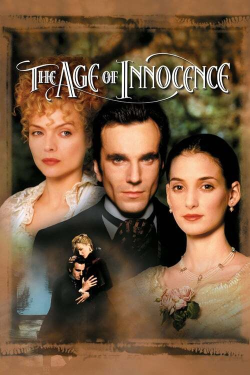 movie cover - The Age Of Innocence