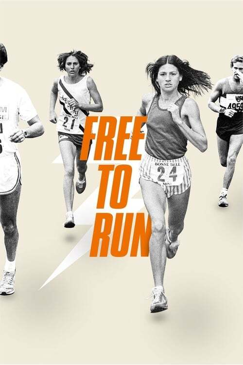 movie cover - Free To Run