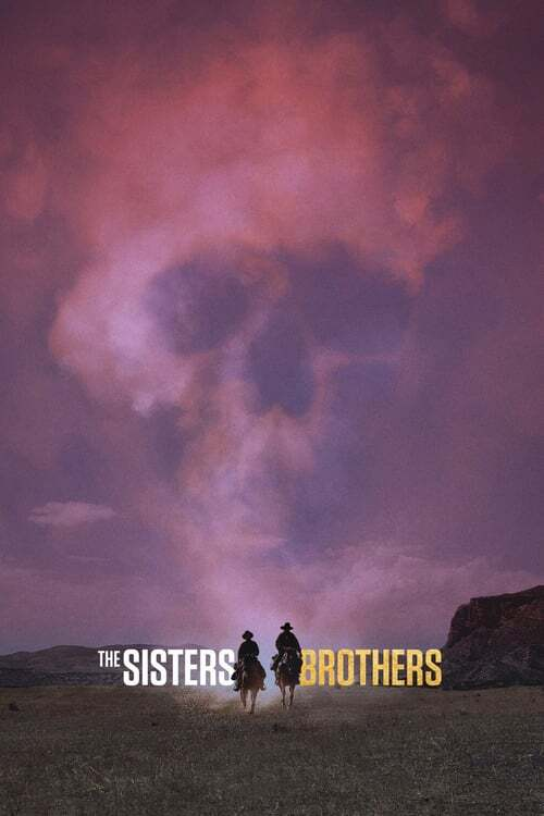 movie cover - The Sisters Brothers