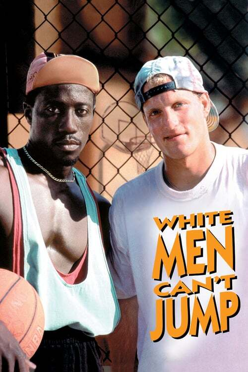 movie cover - White Men Can