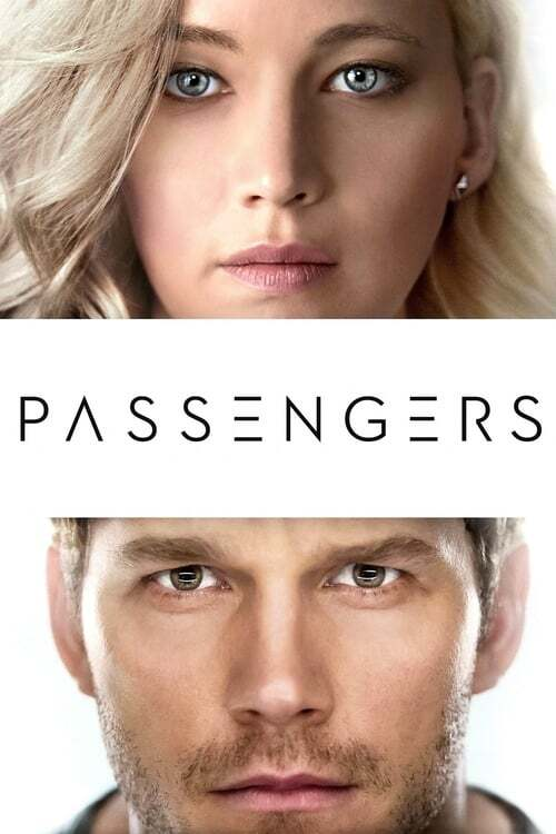 movie cover - Passengers
