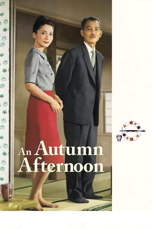 movie cover - An Autumn Afternoon