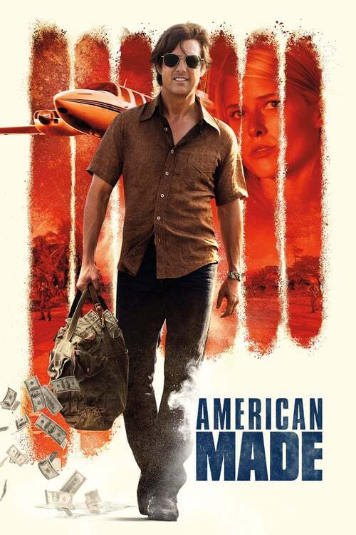 movie cover - American Made