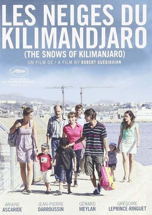 movie cover - Les Neiges Du Kilimandjaro