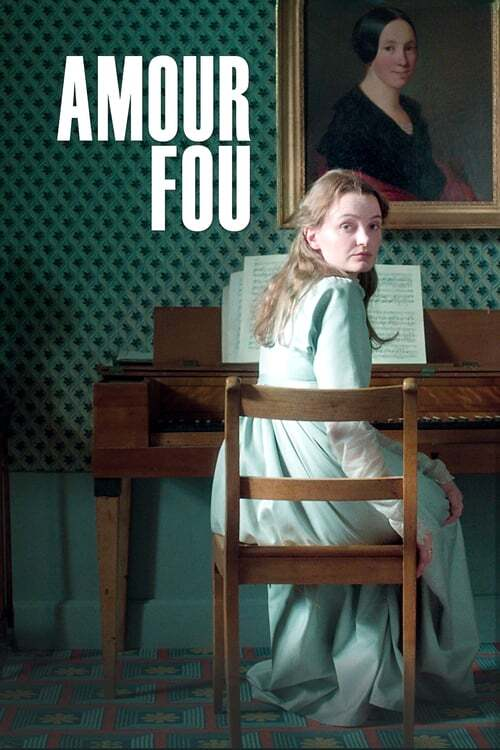 movie cover - Amour Fou
