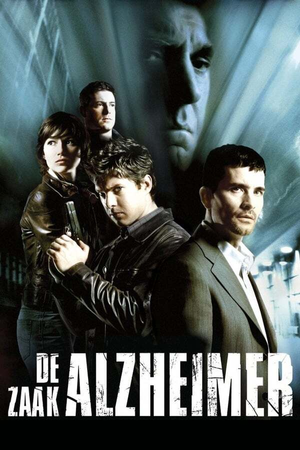 movie cover - De Zaak Alzheimer