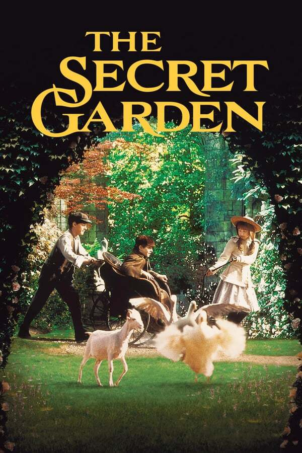 movie cover - De Geheime Tuin