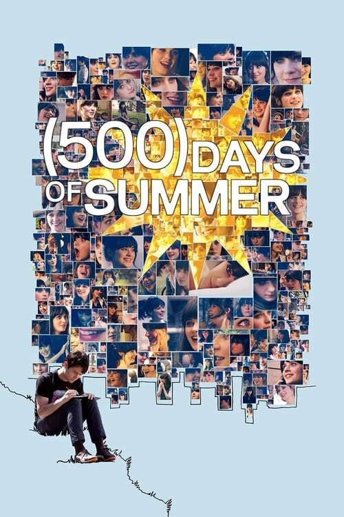 movie cover - 500 Days Of Summer
