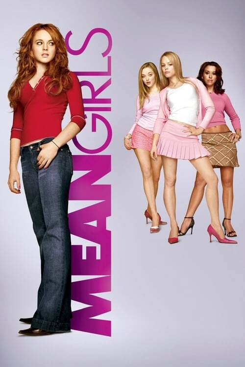 movie cover - Mean Girls