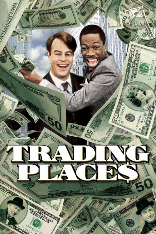 movie cover - Trading Places