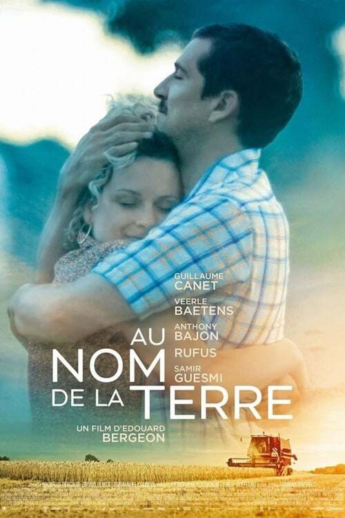 movie cover - Au nom de la terre
