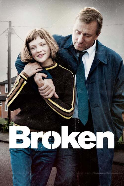 movie cover - Broken