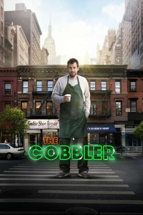 movie cover - The Cobbler