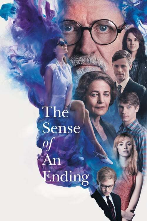 movie cover - The Sense Of An Ending