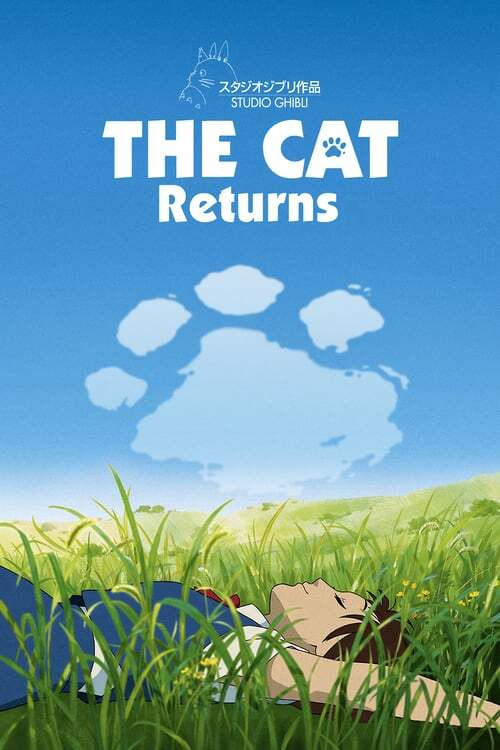 movie cover - The Cat Returns