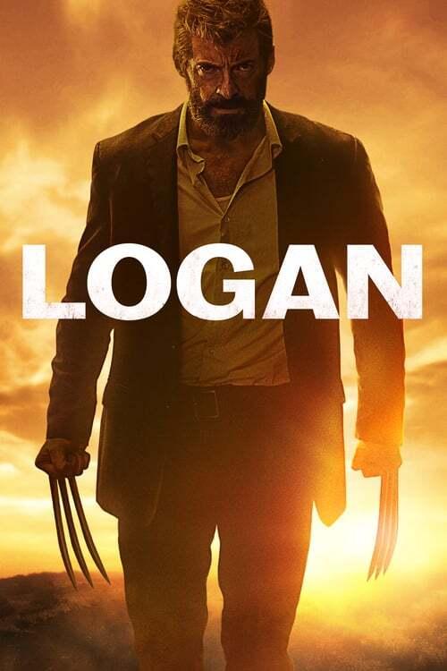 movie cover - Logan