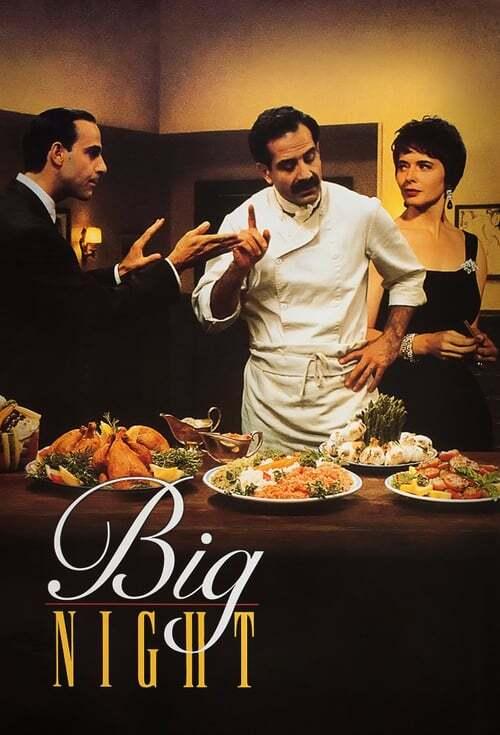 movie cover - Big Night
