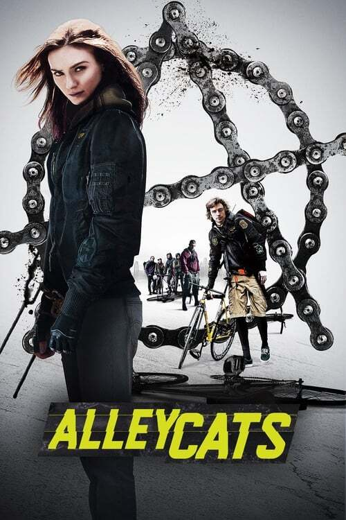 movie cover - Alleycats