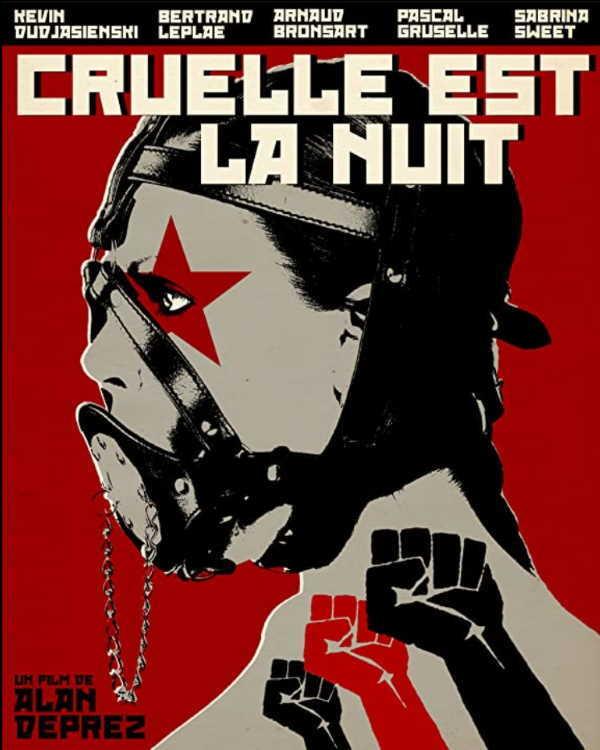 movie cover - Cruelle est la nuit