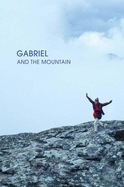 movie cover - Gabriel E A Montanha