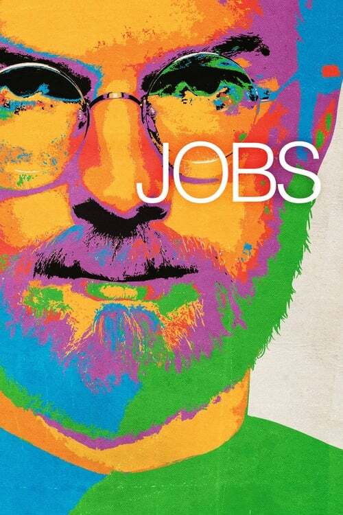 movie cover - Jobs