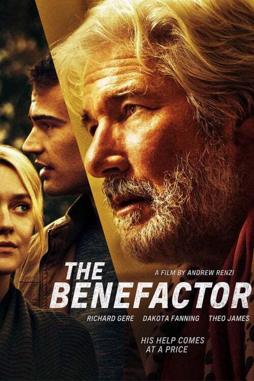 movie cover - The Benefactor