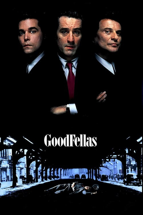 movie cover - Goodfellas