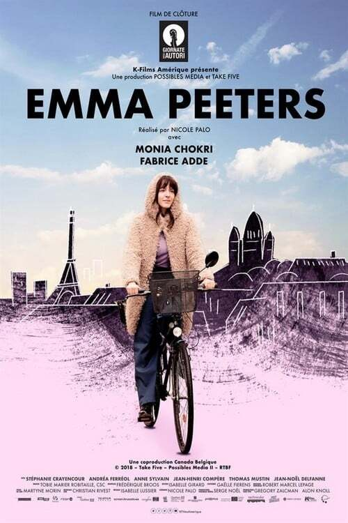 movie cover - Emma Peeters