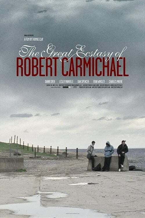 movie cover - The Great Ecstasy Of Robert Carmichael