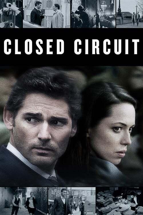 movie cover - Closed Circuit