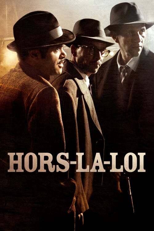 movie cover - Hors-La-Loi
