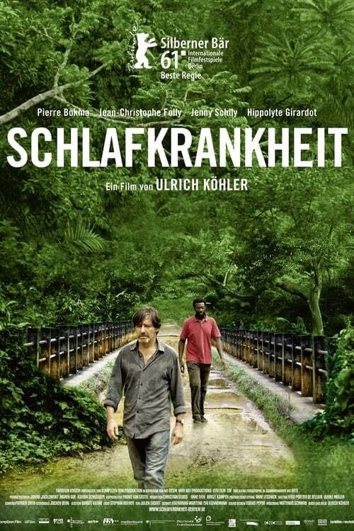 movie cover - Schlafkrankheit
