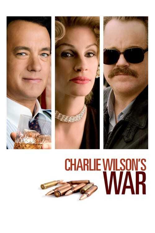 movie cover - Charlie Wilson