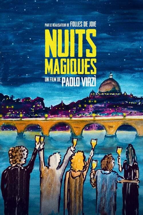 movie cover - Notti Magiche
